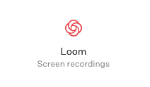 loom integration with acadle