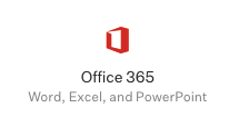 Office 365 word excel and powerpoint integration with Acadle