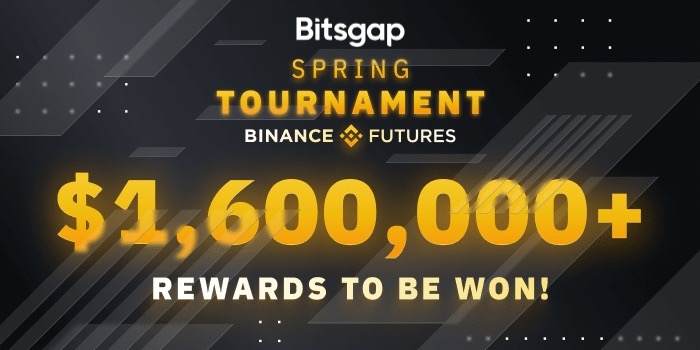 Binance Spring Tournament: Futures trading