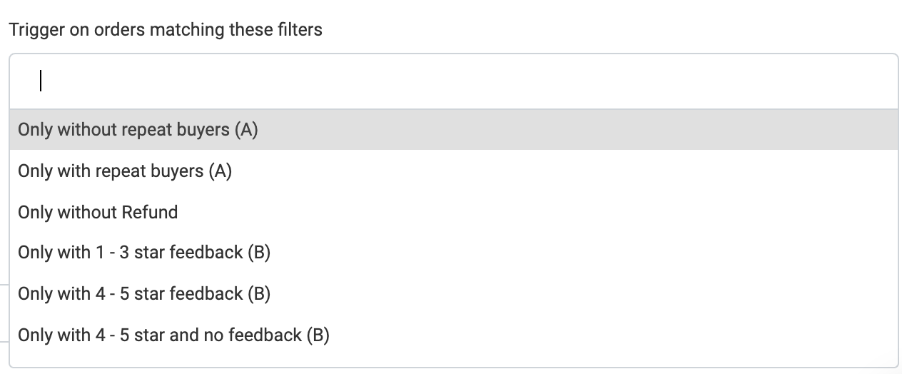 Email Automation SOP-Filters