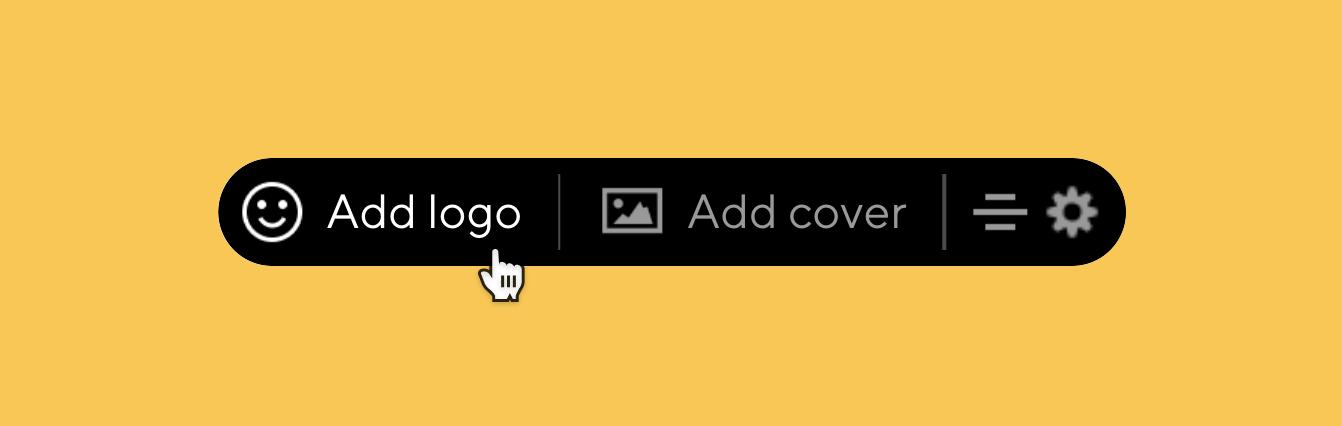 Header toolbar