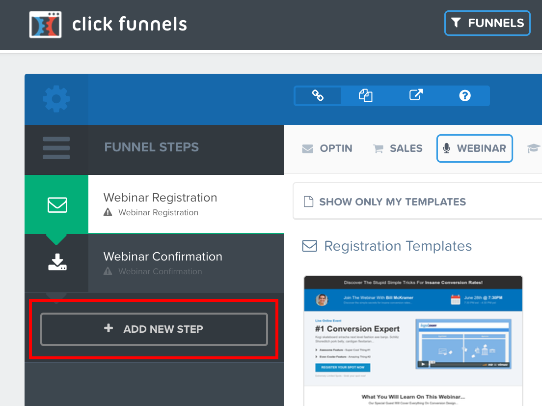 webinar templates