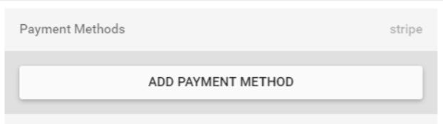 Add Payment Method