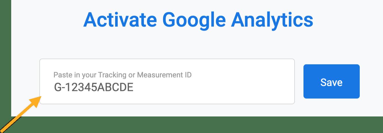Connecting Google Analytics to Stripe