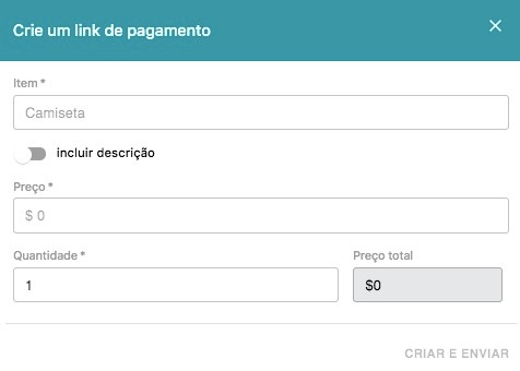 link pagamento paypal