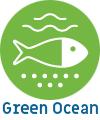 how do we measure green ocean