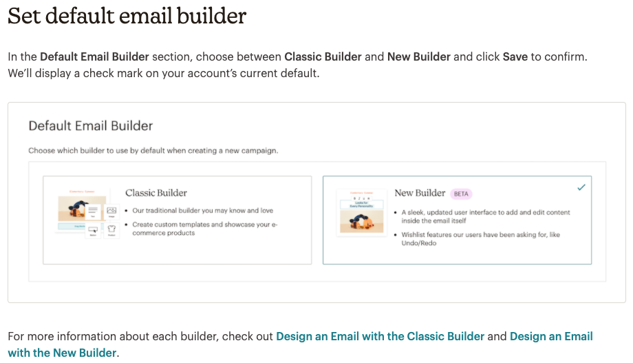 My Mailchimp Editor Does Not Have A Code Block