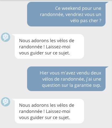 chatbot ecommerce