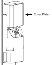 EDG cover plate