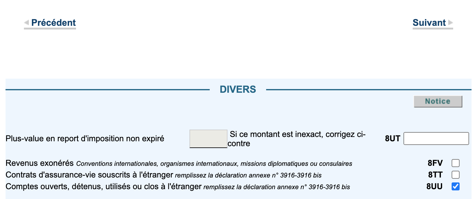 Tutoriel pratique une déclaration fiscale de cryptomonnaies complète sur impôts.gouv.fr