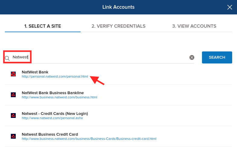 I have a natwest account how do i verify my business revenue next enter your login details for your online banking account we do not store or have access to these details we use a third party service provided by reheart