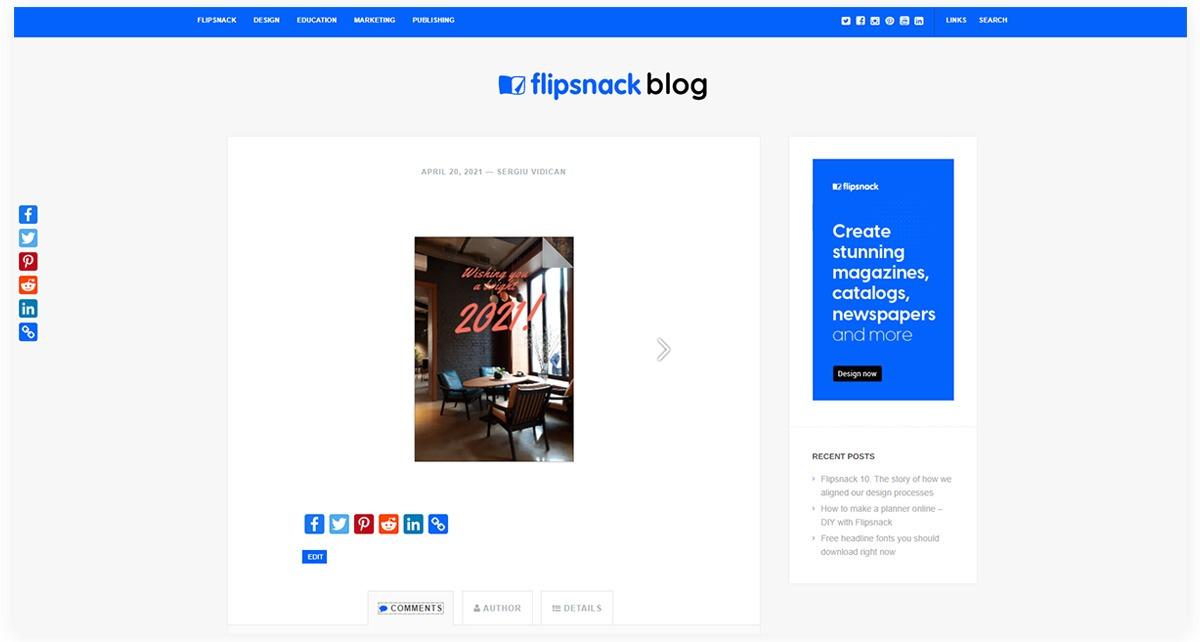 Embedded catalog in WordPress