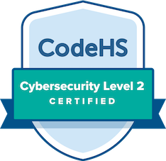 Cybersecurity Level 2 Certifications Badge