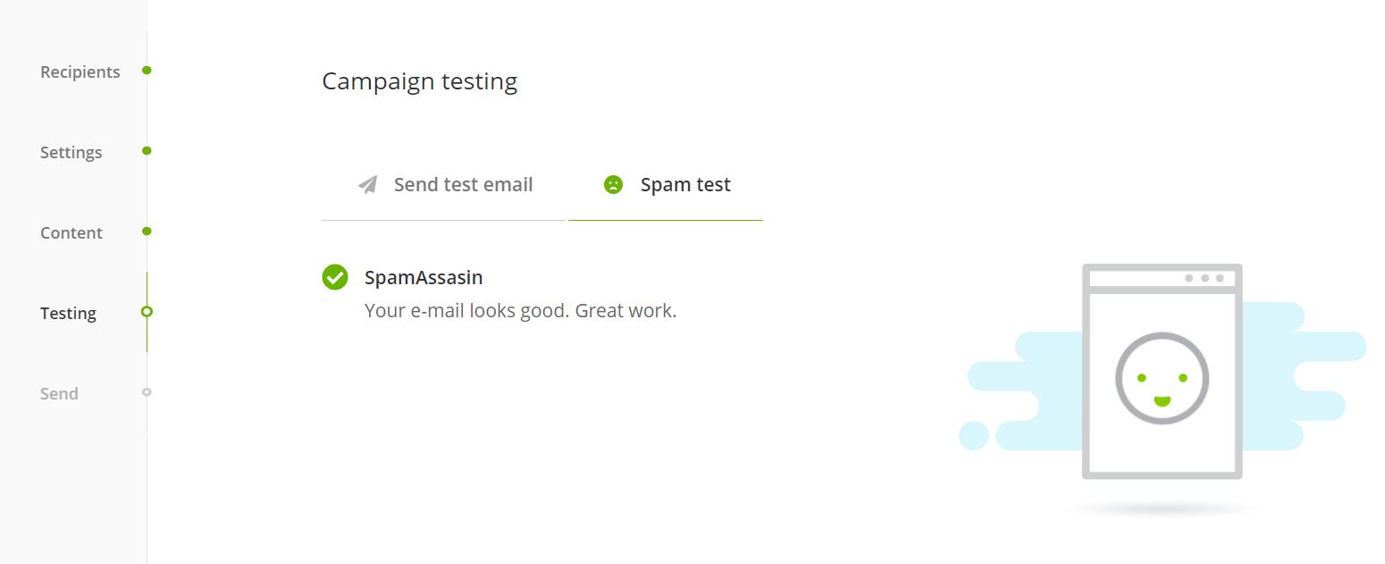 spam test