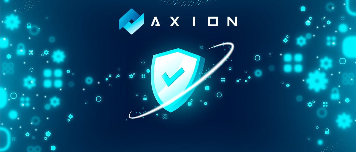Your investment is secure with Axion's smart contracts