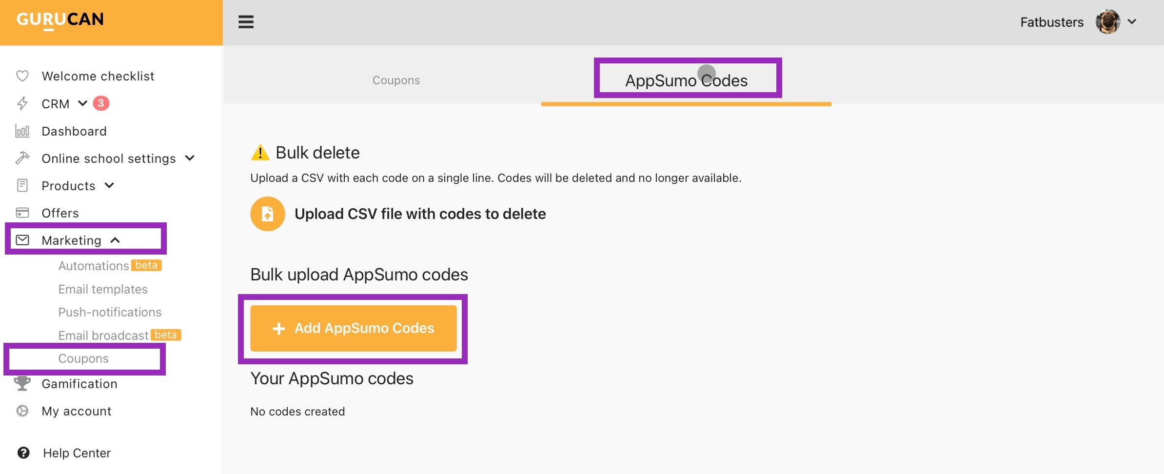AppSumo codes