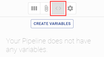 Create a Pipeline Runtime Variable