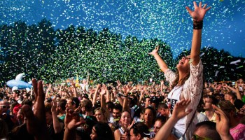 Data: 5 dance festivals onder de loep