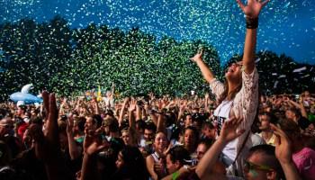Data: Meeste dance festivals op Koningsdag