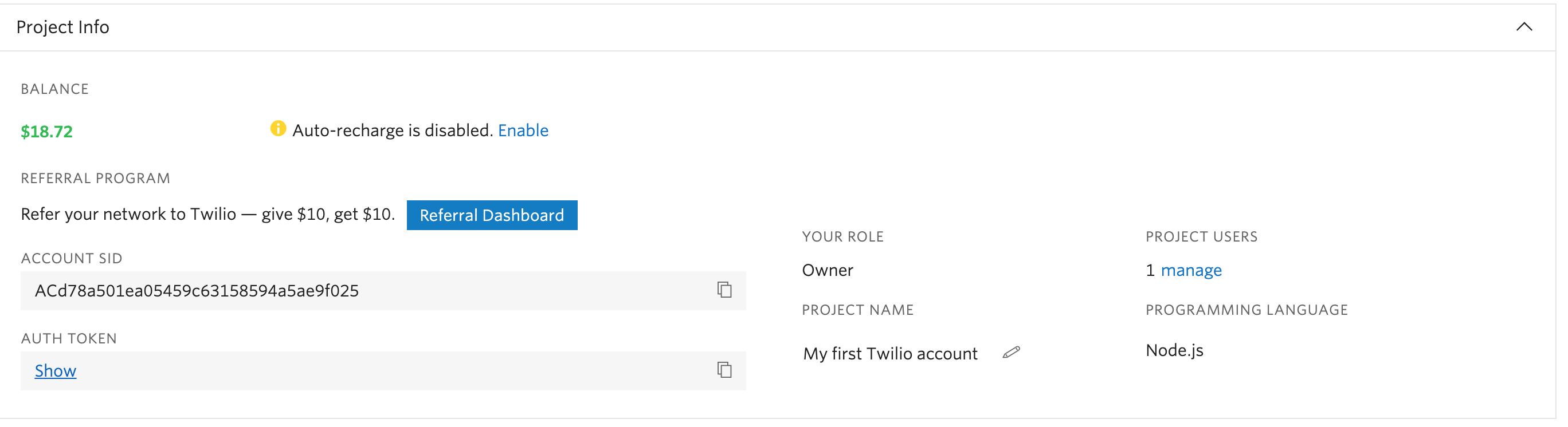 Twilio Integration image