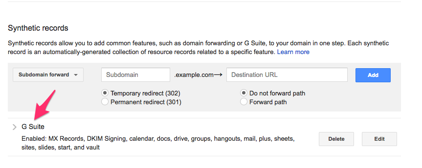 Add Spf And Dkim Records To Google Domains Jilt Guides And Tutorials
