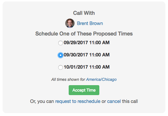 How Scheduling A Call Works Wisr Help Center