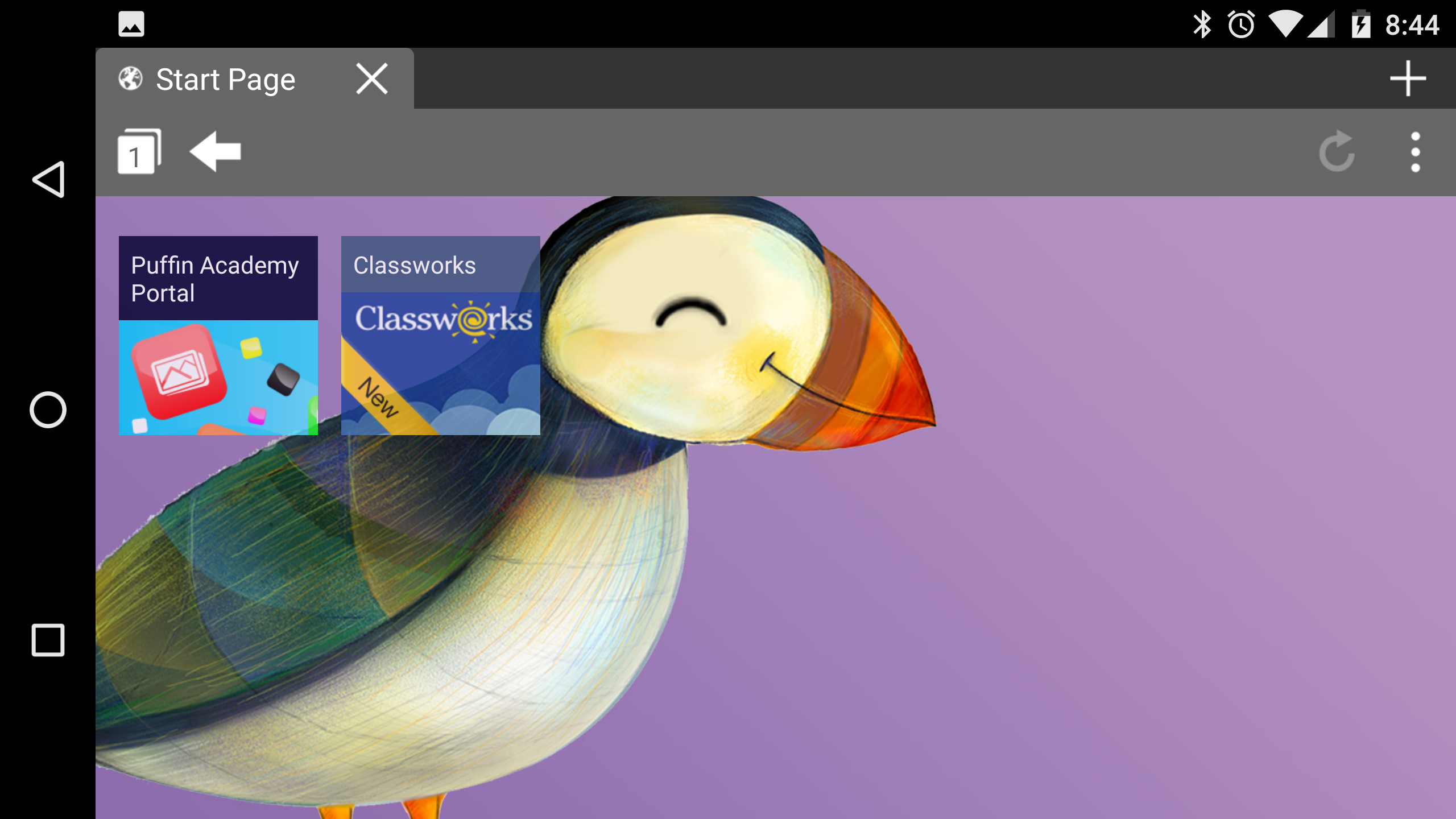 How Can I Add Classworks As An App Shortcut On The Puffin