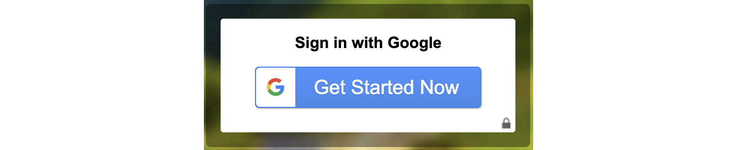 Sign in to GQueues using your Google email and password.