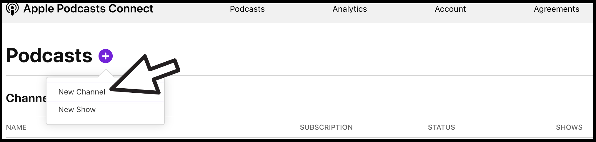Podcast channels on Apple podcasts help you group shows