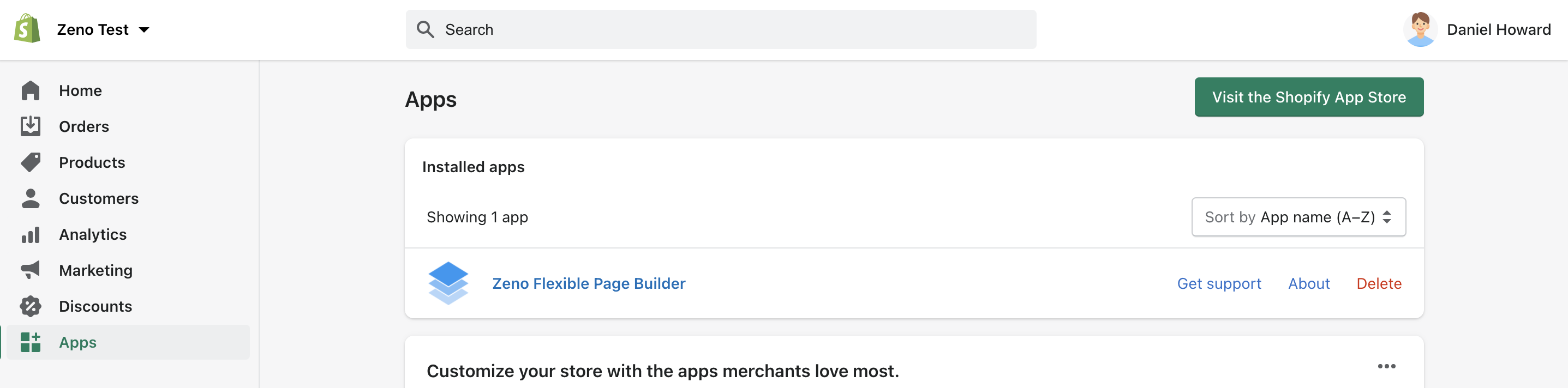 Zeno Page Builder for Shopify