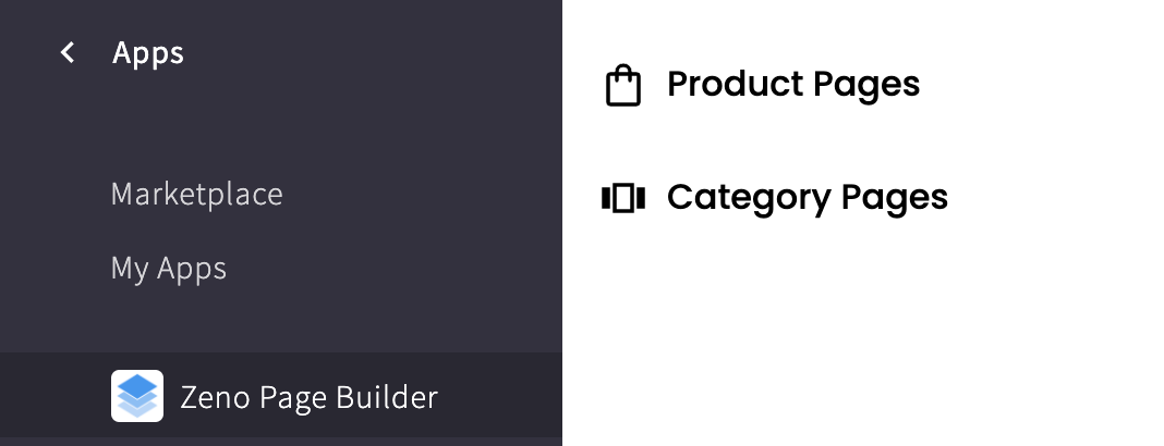 Zeno Page Builder for BigCommerce
