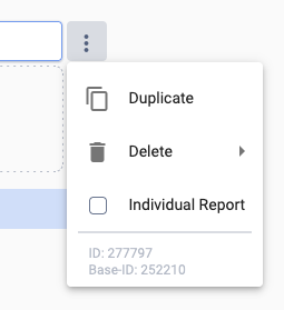 Duplicate and delete process steps