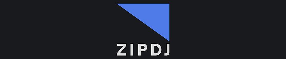 ZIPDJ logo.