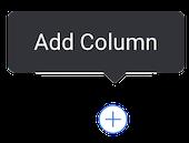 Add column option in monday.com