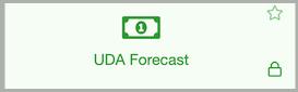 Dentally UDA Forecast Report icon