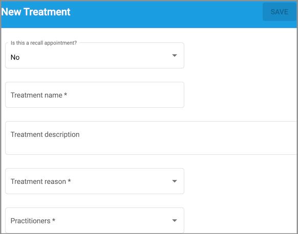 Dentally Patient Portal New Treatment options
