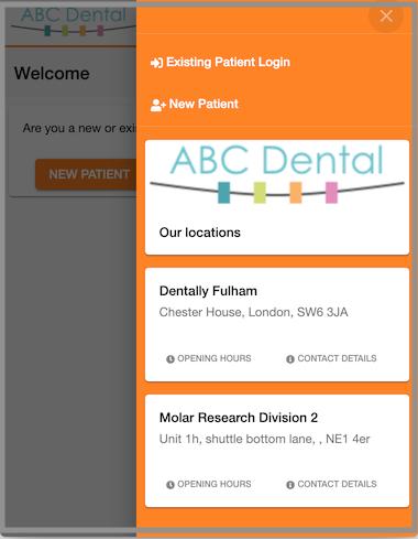 multi site patient portal
