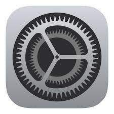Free Apple Settings Flat Icon - Available in SVG, PNG, EPS, AI & Icon fonts