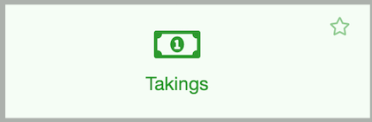 Dentally Takings Report icon