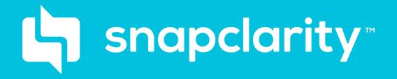 SnapClarity Help Centre