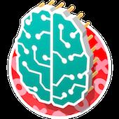 neural networks on blue brain logo