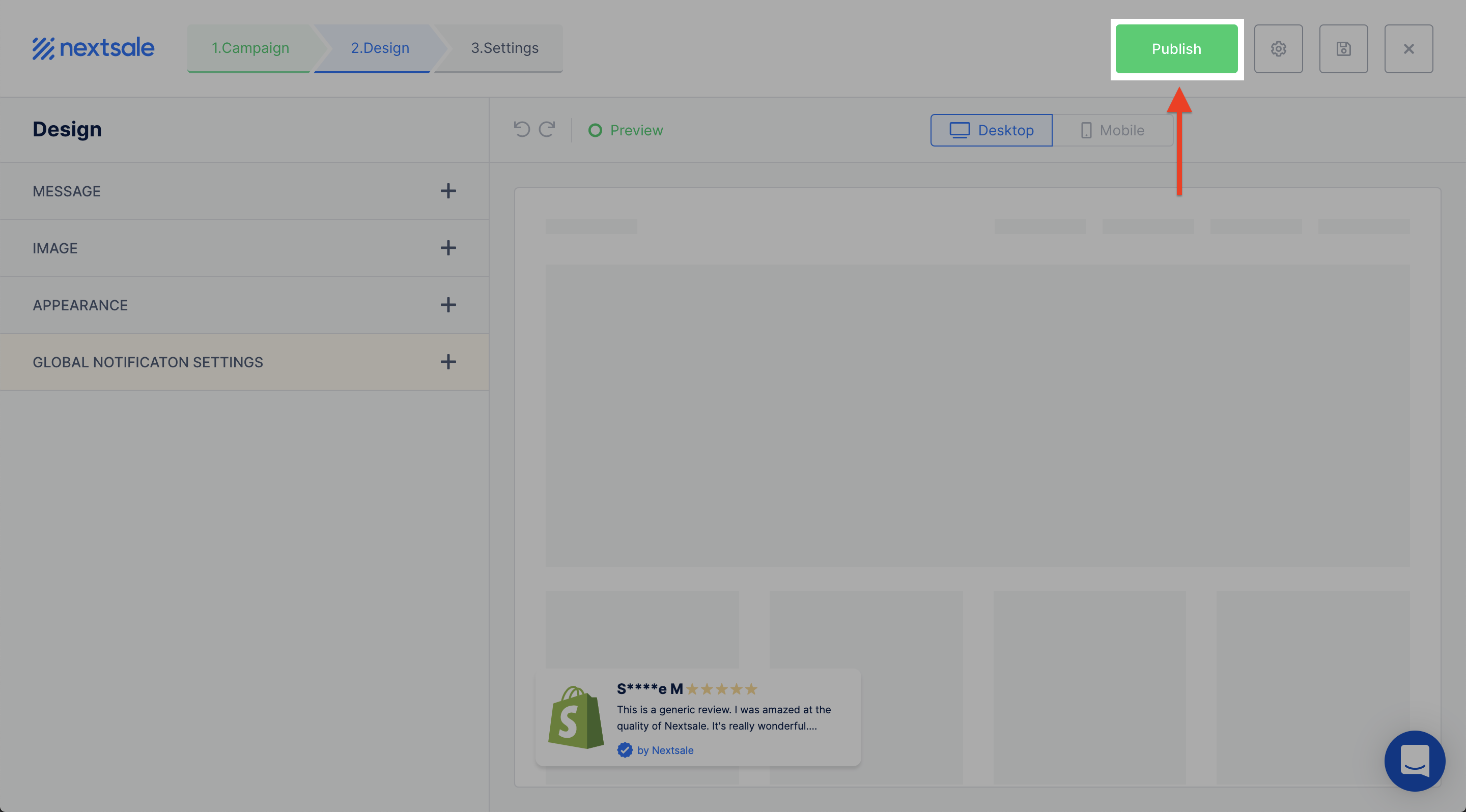display Shopify App Reviews on your website