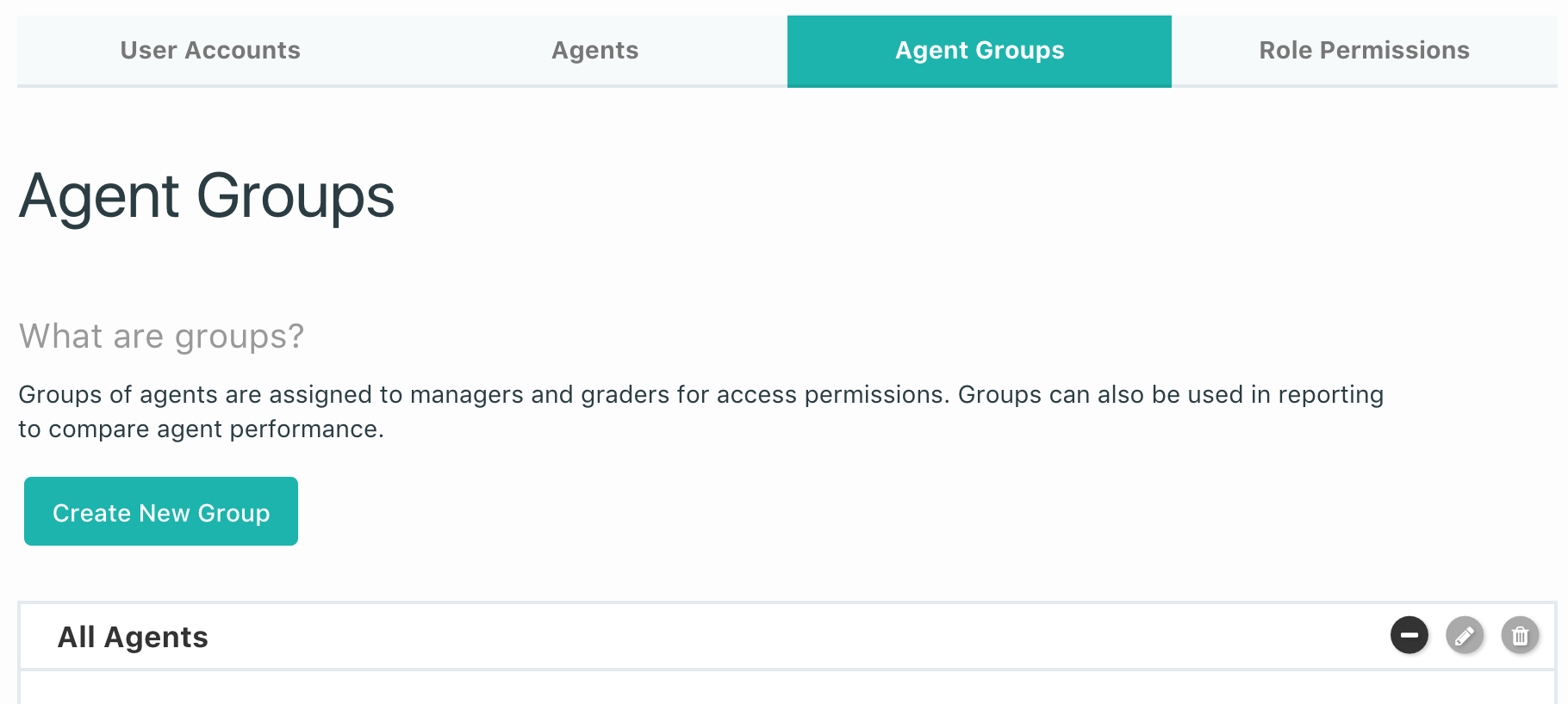 peer reviews agent group