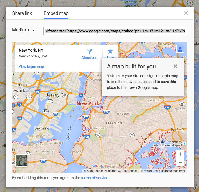 How to embed google maps webydo knowledge base after copying the code go back to webydo gumiabroncs Choice Image