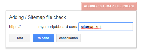 submitting your sitemap to google smartjobboard help center