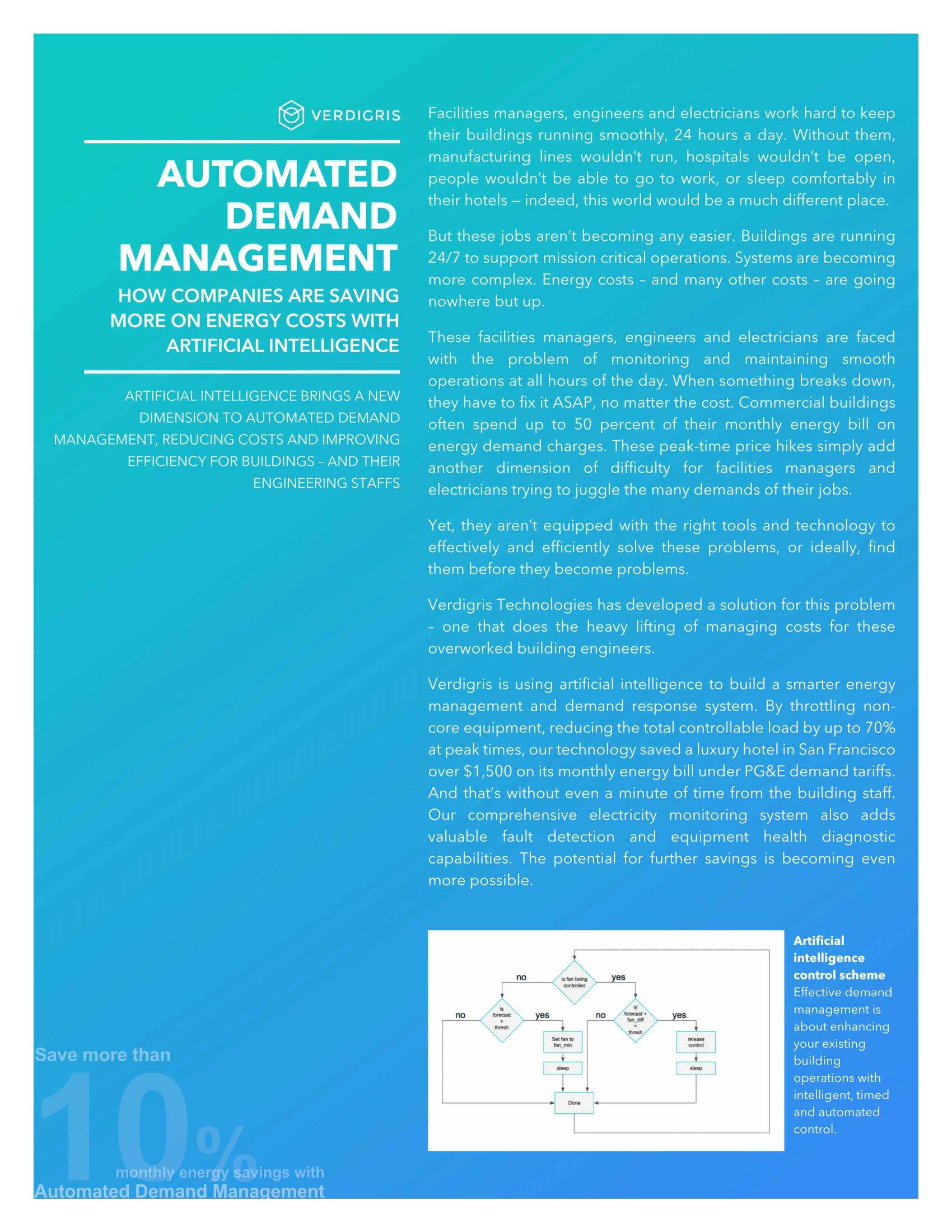 Automated Demand Management