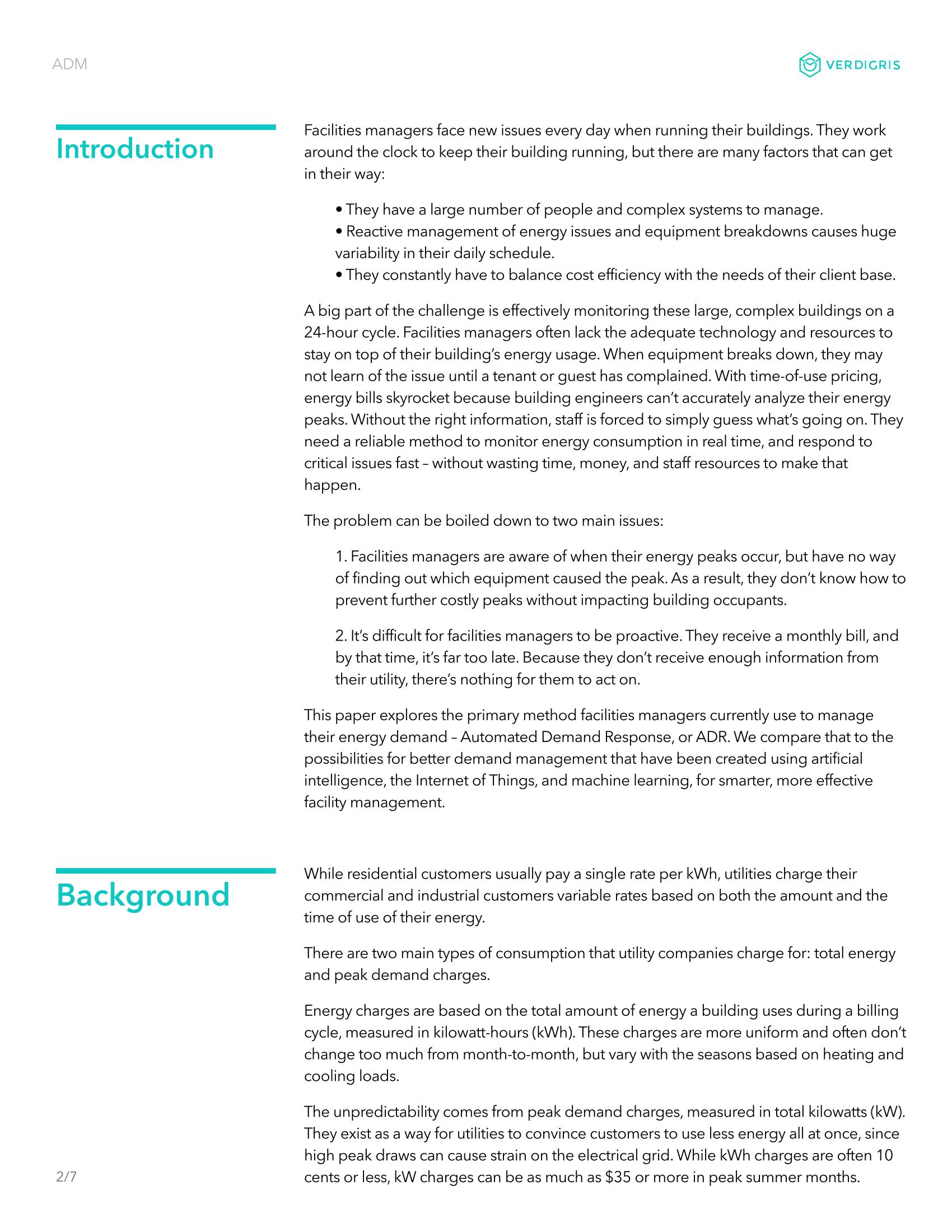Automated Demand Management 2