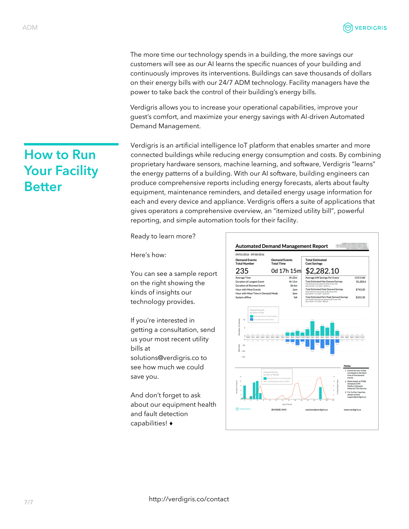 Automated Demand Management 7