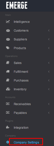 company-setting