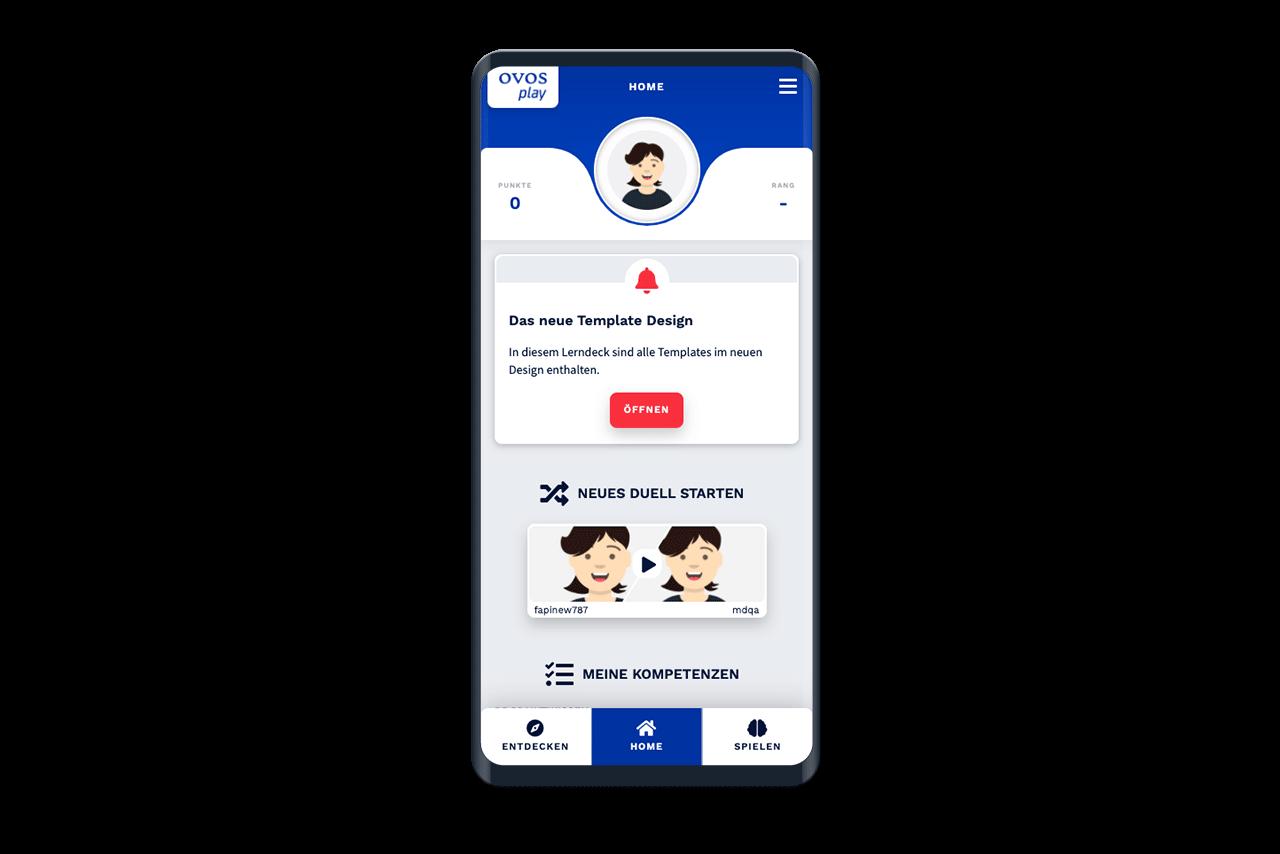 Benachrichtigungen können auf Inhalte in- und außerhalb der App verlinken.